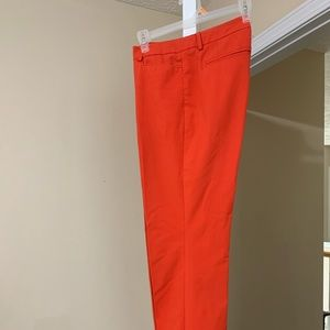 New York & Company Burnt orange dress pants